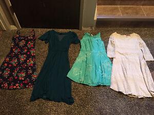 Women's dresses/ sizes XS-med (0-6)