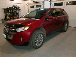 13 Ford edge limited