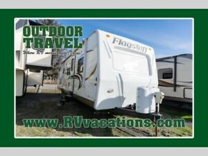2011 Forest River Flagstaff Classic Super Lite 831RKSS