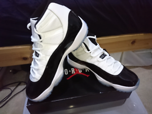 2b4e5bb3439473 Nike Air Jordan 11 Concord 2018 Us 10