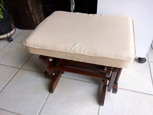 Ottoman Rocking Chair Foot Stool - Sparingly Used
