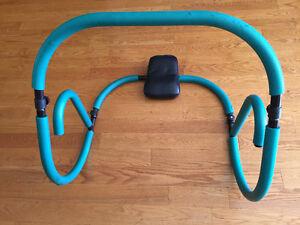 Exercice pour abdominaux