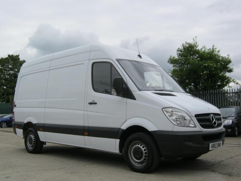 Mercedes-Benz Sprinter 2.1TD 313CDI MWB Euro 5 One Owner