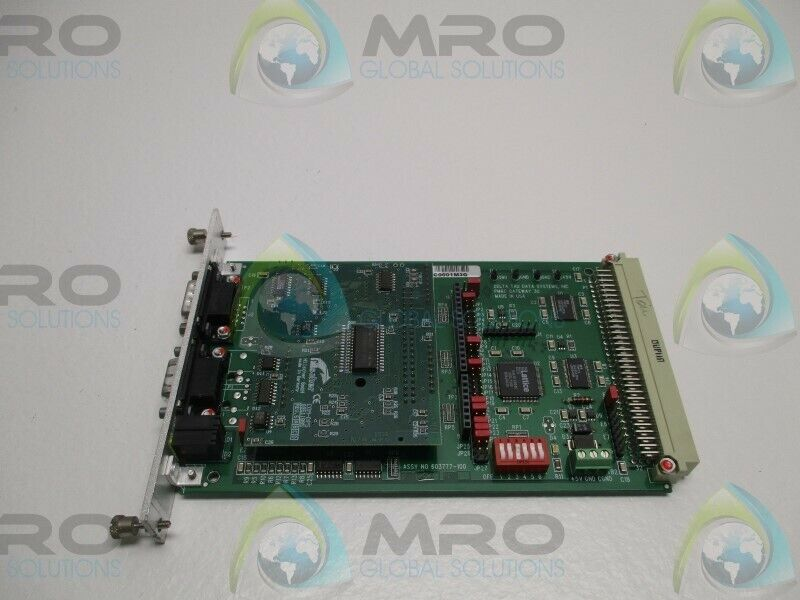 DELTA TAU ACC-72E FIELDBUS GATEWAY CAN/PROFIBUS * USED *