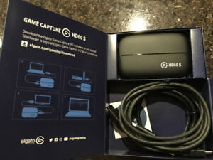 Elgato Game Capture HD60 S - Record 1080p/60 FPS Gameplay