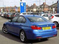 2013 63 BMW 3 SERIES 320D 2.0 XDRIVE M SPORT 4DR (180) PRO NAV LEATHER DIESEL