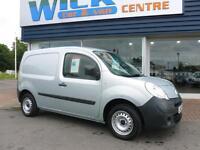 2012 Renault KANGOO ML19 DCI 75ps Van *SILVER* Manual Small Van