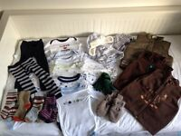 Boys 2-4 years old clothes for sale, 20 items