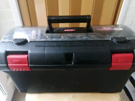 Tool box, heavy duty