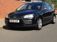 FORD FOCUS 1.6 WARRANTED LOW MILES LONG MOT 3 MONTHS WARRANTY INC
