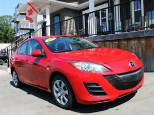 2010 Mazda 3 GX / 2.0L I4 / Auto / FWD