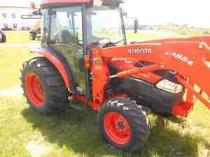 TRACTOR KUBOTA  L4240 HSTC  2013. ONLY 430HRS