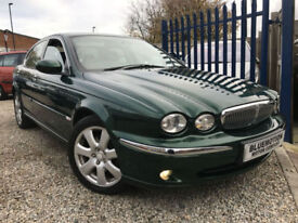 ✿Jaguar X-TYPE 2.0 V6 Se auto ✿LOW MILEAGE✿ NICE EXAMPLE✿