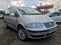 2009 Volkswagen Sharan SE 2.0TDI 140BHP 7 Seater **Only 83,000 Miles**