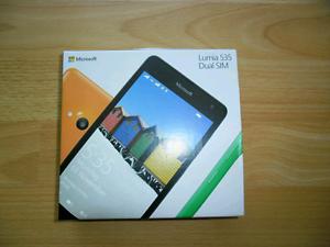 Microsoft Lumia 535 Dual SIM Windows phone Burton Salisbury Area Preview