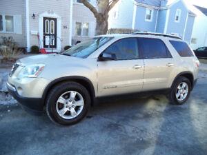 2007 GMC Acadia SLE SUV, Crossover $$1500$$ OBO