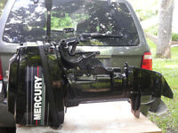 15 HP Mercury Outboard Motor In Excellent Condition