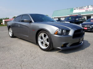 2012 DODGE CHARGER RT HEMI *** FULLY LOADED / LOW KM *** $18995