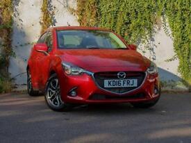 Mazda Mazda2 SPORT NAV PETROL MANUAL 2016/16