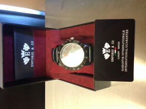montres emporio luxury watch italie stuff first quality West Island Greater Montréal image 3