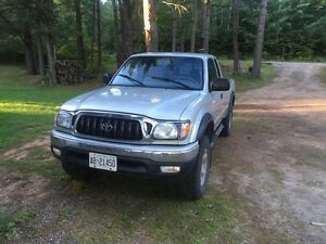 2003 Toyota Tacoma make a reasonable offer.