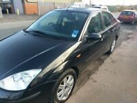 Ford focus gia NEAR 13 months mot today sell or swap for Freelander OR SWAP
