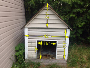 Out Door Dog House