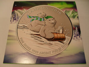 Royal Canadian Mint $25 For $25 Series Silver Coins