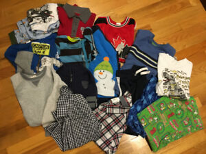 5T Boy Clothes - 15 items