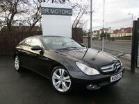 2009 Mercedes-Benz CLS320 3.0CDi 7G-Tronic 320(SAT/NAV,HISTORY,WARRANTY)