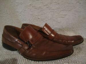 Men's Aldo Brown / Cognac Size 9 shoes / Souliers bruns