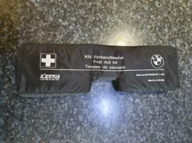 First aid kit BMW