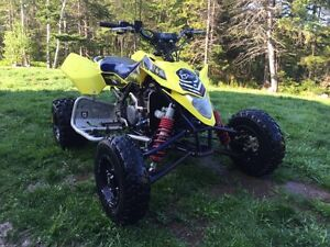 2007 LTR450 with ownership papers