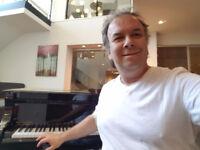 Chansonnier musicien chanteur compositeur