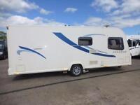 Bailey Pegasus Verona 4 Berth Caravan
