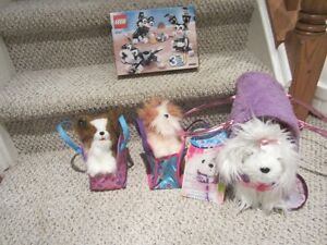 Toys for Dog Loving Child including Lego and Fur Real Puppies