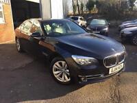 2014 BMW 7 Series 3.0 730Ld SE 4dr (start/stop)