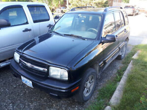 2004 Chevrolet Tracker for Sale