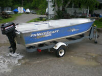 14 princecraft boats for sale in ontario kijiji Aluminum boat and motor packages