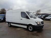 MERCEDES-BENZ SPRINTER 2.1TD | 313 CDi | MWB | 1 OWNER | NEW SHAPE | 2013