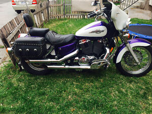 Honda Shadow 1100 ACE