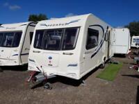 2011 Bailey Pegasus Milan 2 4 Berth Side Dinette Caravan
