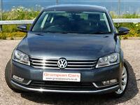 Volkswagen Passat 1.6TDI ( 105ps ) BlueMotion Tech ( s/s ) 2013MY Highline