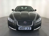 2013 63 JAGUAR XF LUXURY V6 DIESEL AUTOMATIC 1 OWNER SERVICE HISTORY FINANCE PX