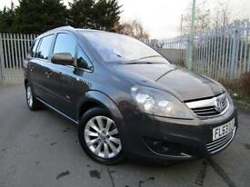 2013 Vauxhall Zafira 1.7 CDTi ecoFLEX Design SATNav 7 SEATS 5dr 5 door MPV