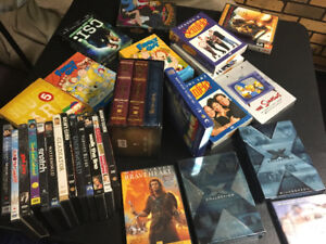 Lot of movies and television shows