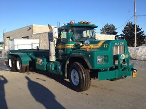 Roll off driver  needed for London area az or dz required