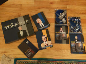 The Tonight Show - 4 Decades DVD Box Set - 15 DVD Collection
