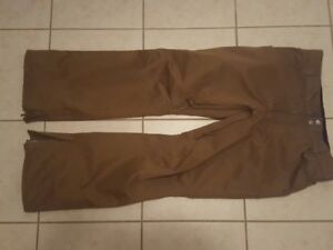 aperture snowboard pants (size small)