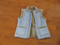 FireFly vest for girls - size Large